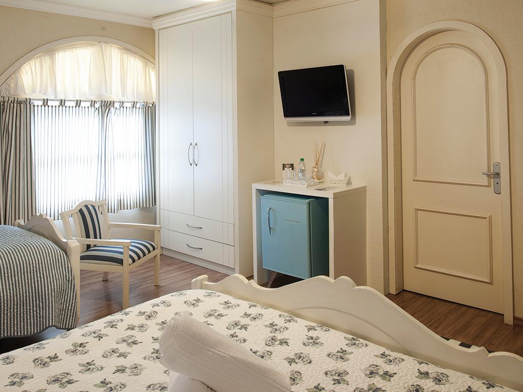 Apartamento Luxo Superior Triplo