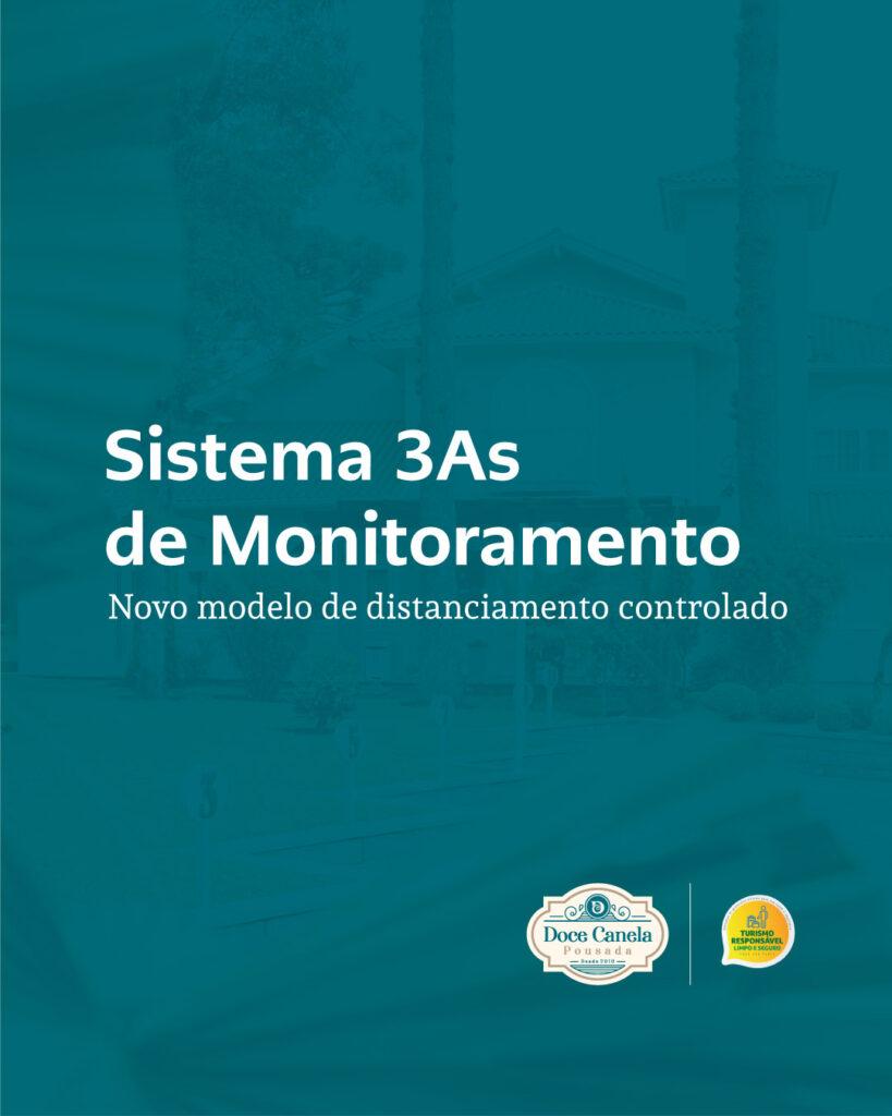 Sistema 3As - Monitoramento Covid